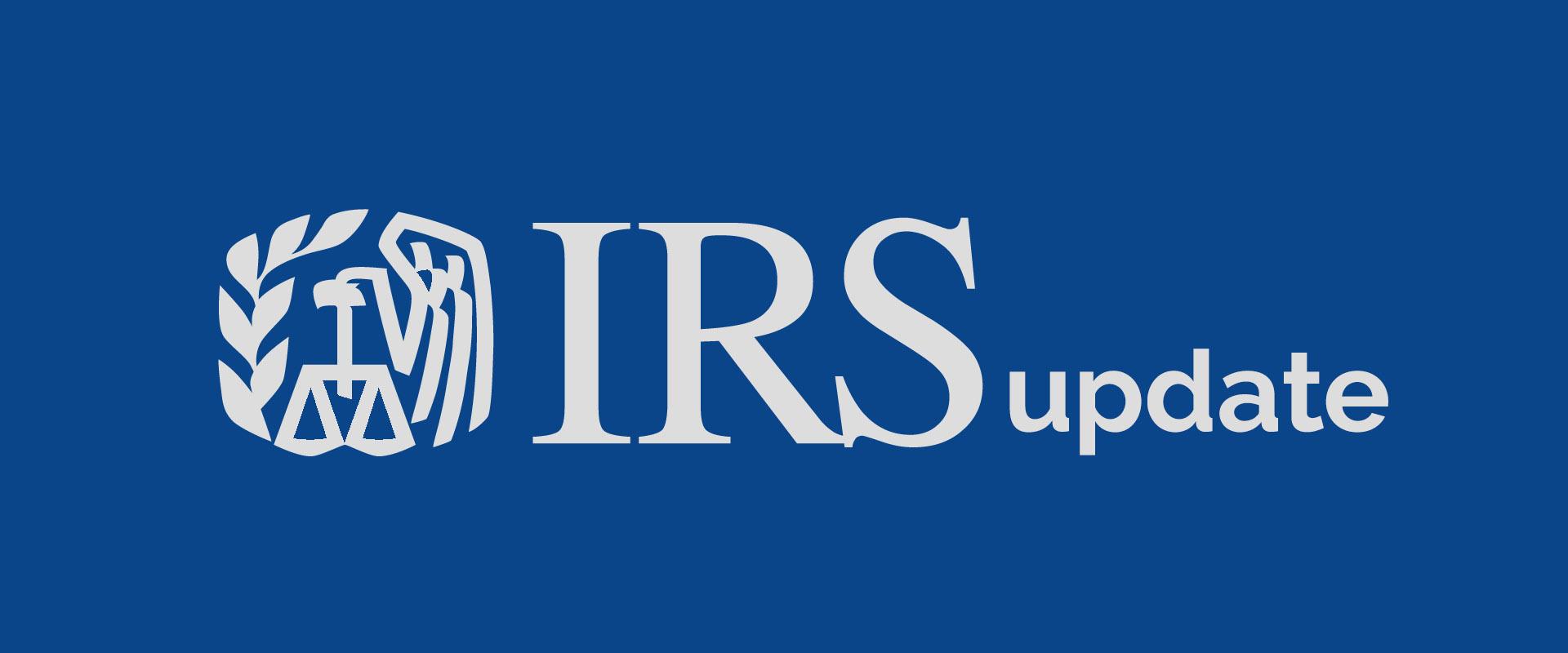 IRS Update 2018